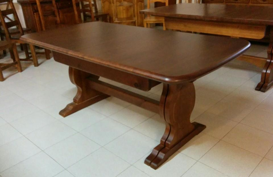 Mesas de bodega muebles r sticos bancos de bodega - Muebles para bodegas rusticas ...