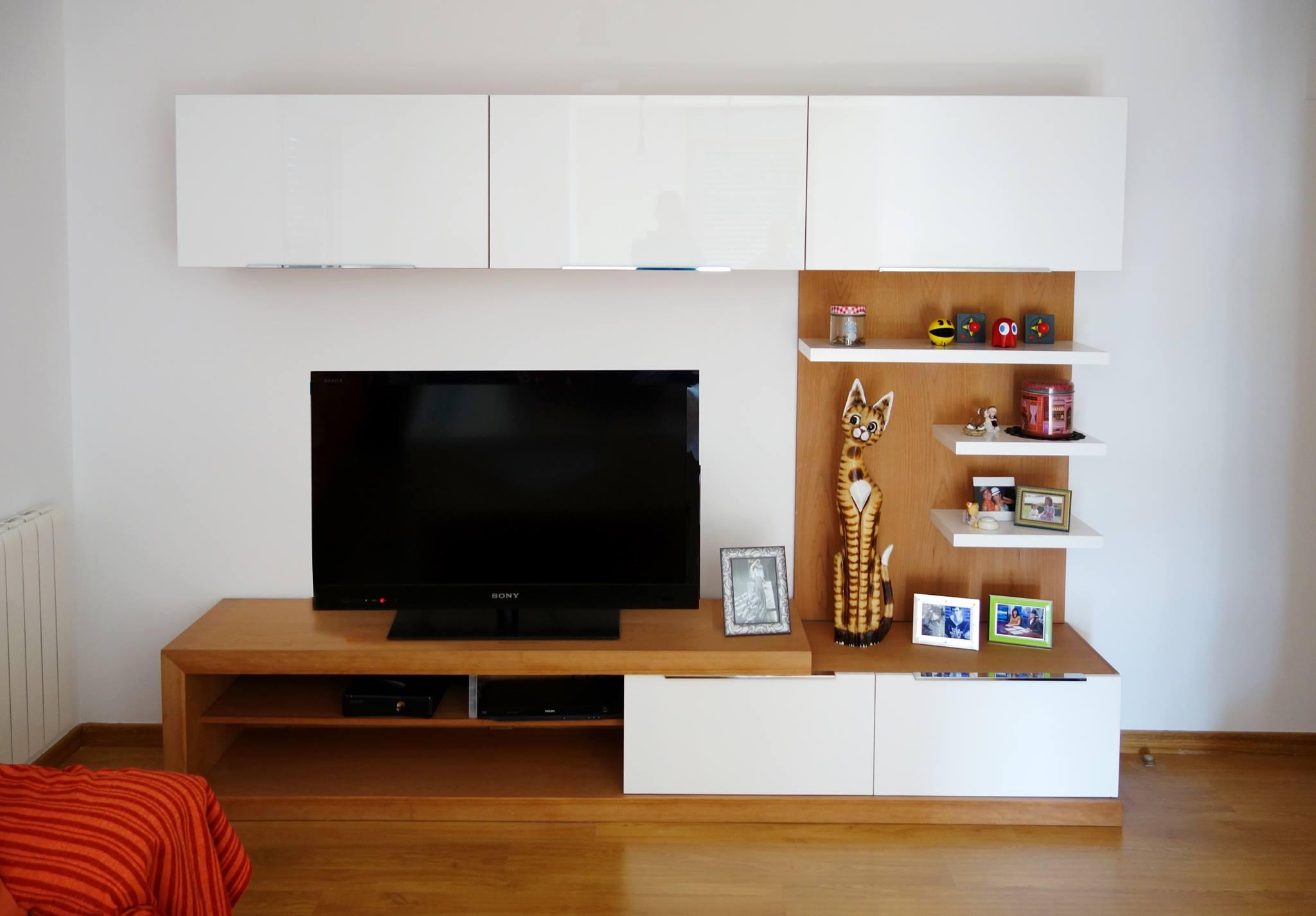 Muebles de madera logro o carpinter a ebanister a en for Muebles de oficina logrono