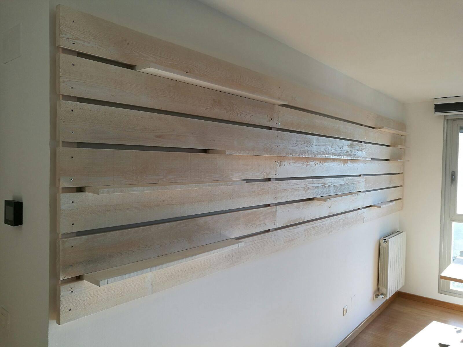 pared-decorativa-en-madera