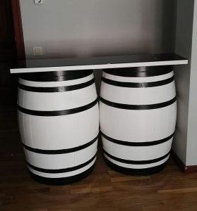 barra barricas
